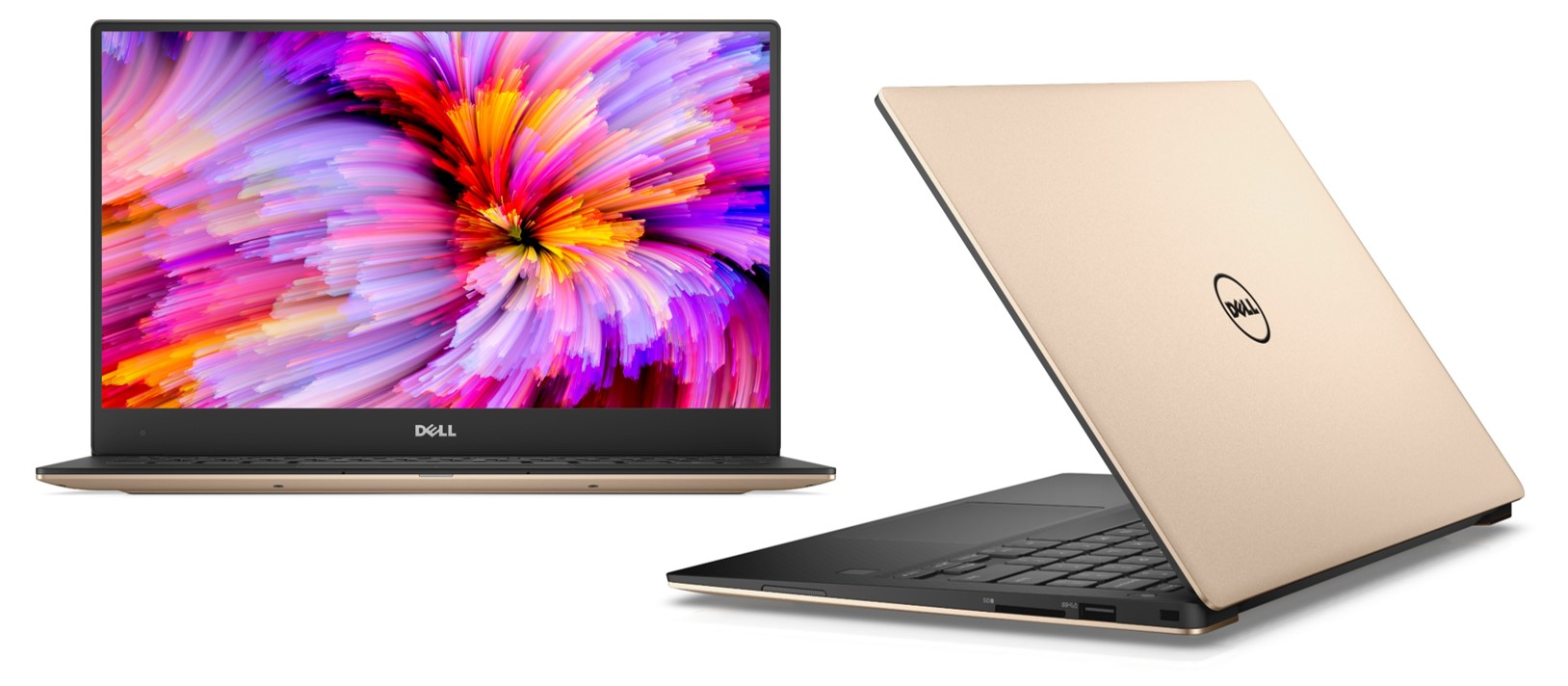 Dell Xps 13 Laptop Gets Intel Kaby Lake Cpus And Larger