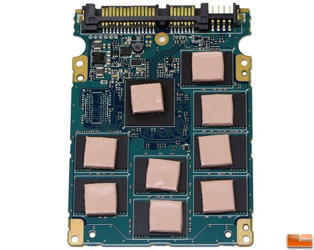 VX500 PCB