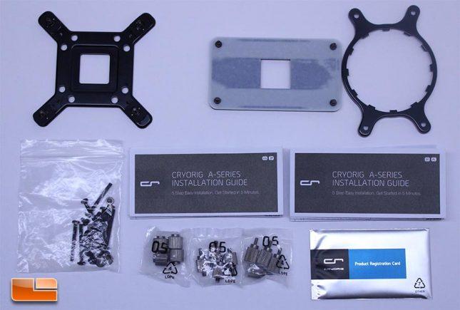 Cryorig A40 and A40 Ultimate Accessory Bundle
