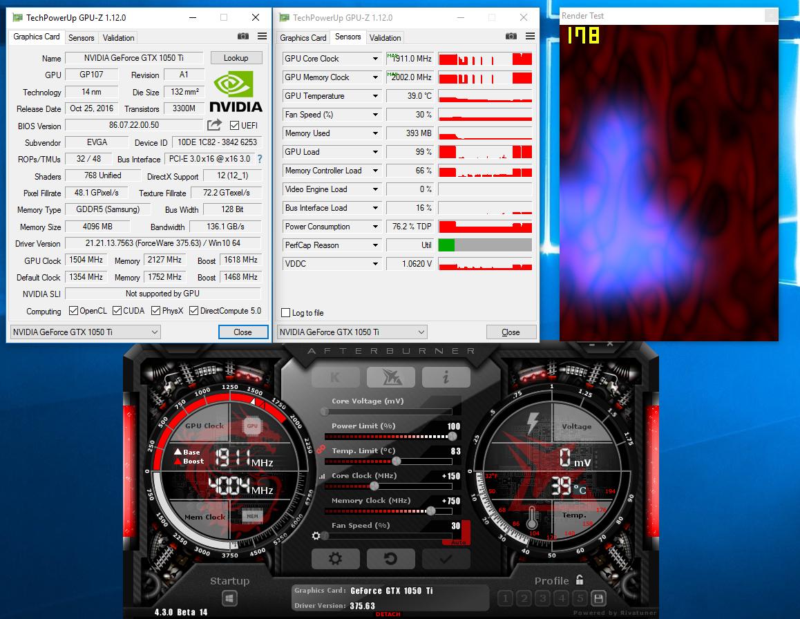 GeForce GTX 1050 Ti Video Card Roundup - EVGA, MSI and ZOTAC