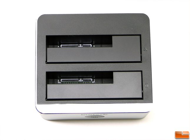 Inateck FD2102 Docking Station With Cloning