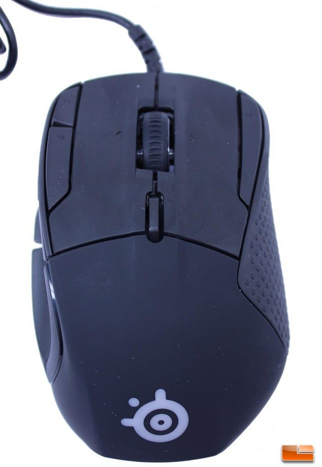 SteelSeries Rival 500 Topside picture