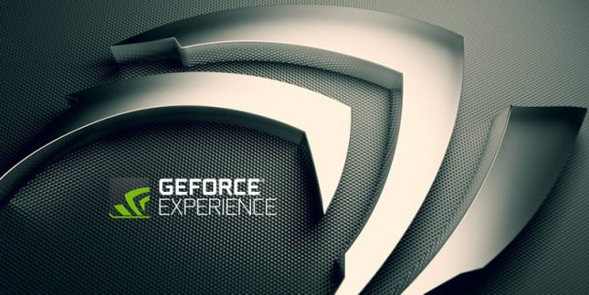 GeForce Experience Logo