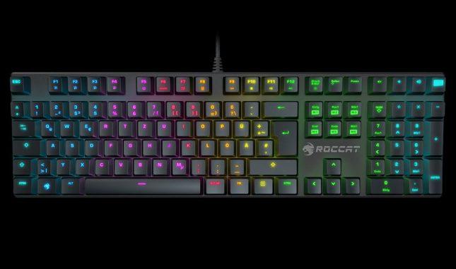 ROCCAT Suora FX Mechanical Gaming Keyboard