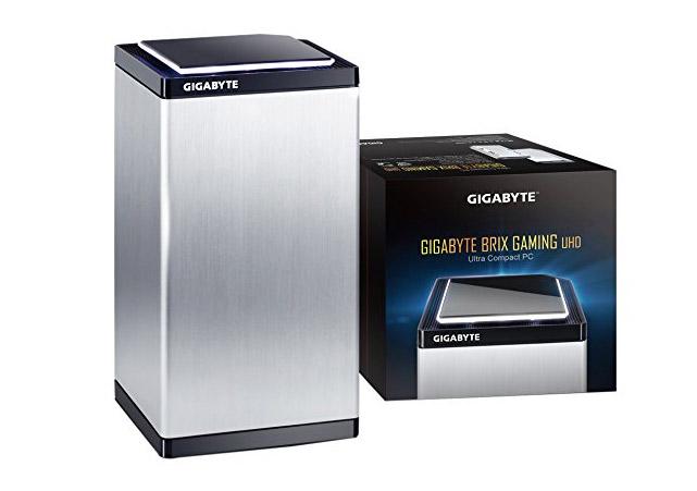 Gigabyte Brix Pro UHD GB-BNi7HG4-950