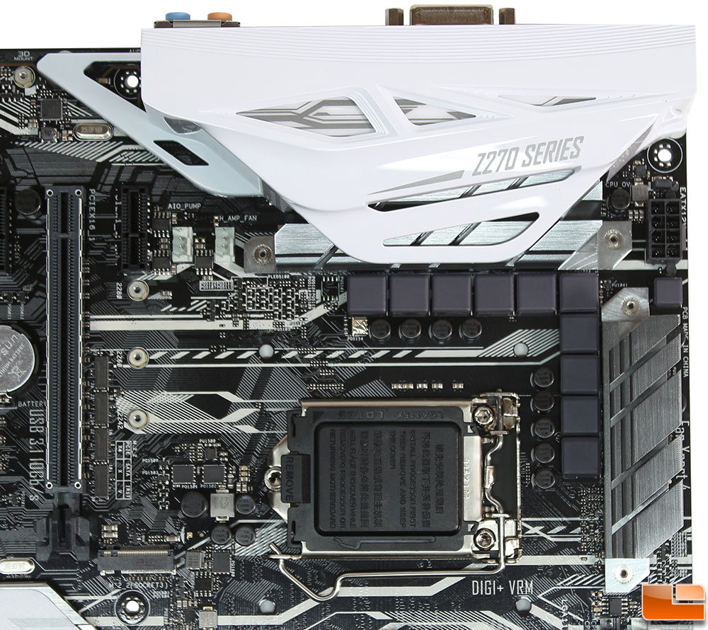 ASUS Prime Z270-A Motherboard Review - Page 2 of 11 - Legit