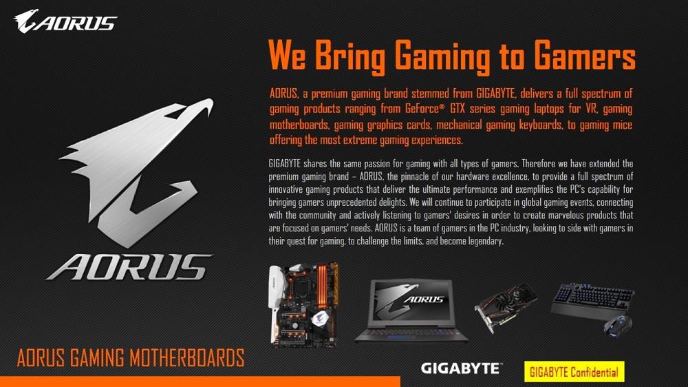 Gigabyte Aorus Z270X-Gaming 9 Motherboard Review - Legit