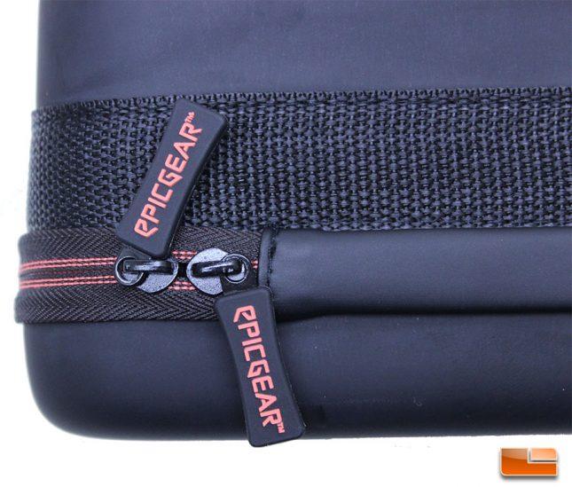 EpicGear DeFiant Assassin Case Zipper