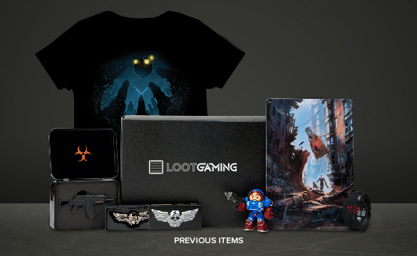Loot Gaming Box