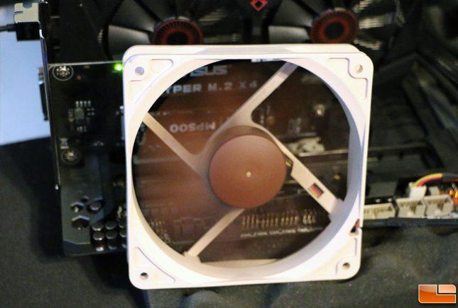 MP500 Case Fan