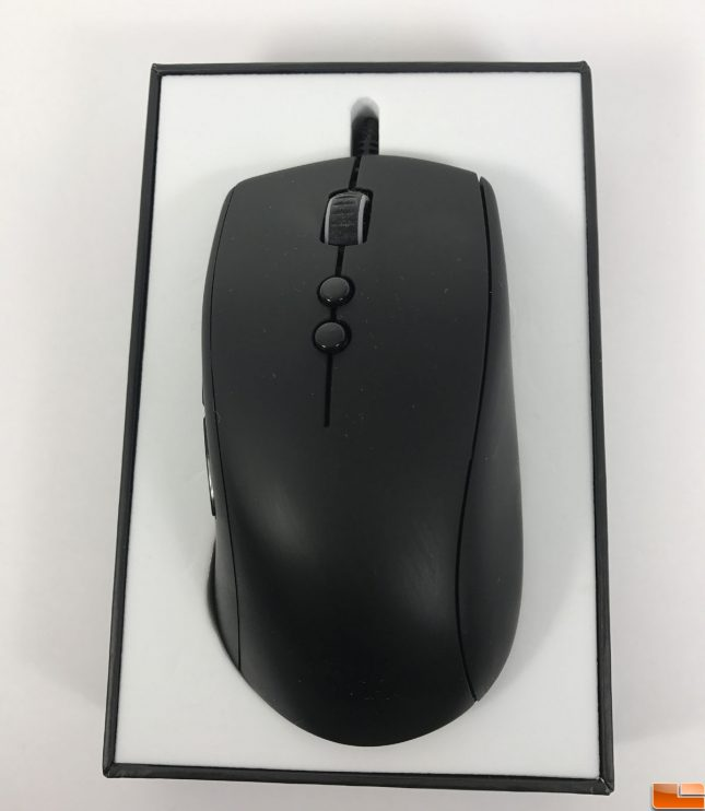 Fnatic Clutch G1 Gaming Mouse Packaging