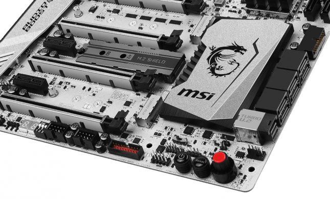 MSI Gaming Boost Knob