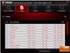 MSI Z270 XPower Gaming Titanium Software