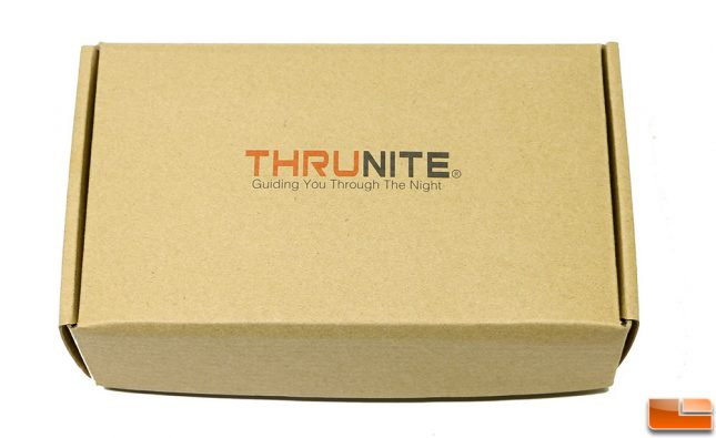 ThruNite TN12 (2016) XP-L v6 Retail Box