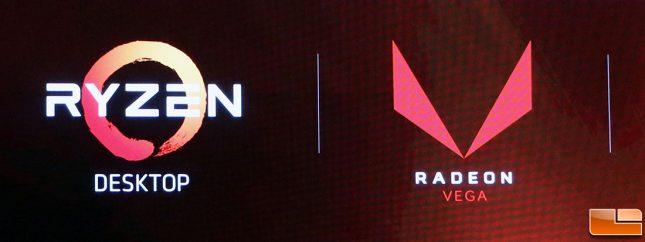 AMD RTG Radeon VEGA Logo