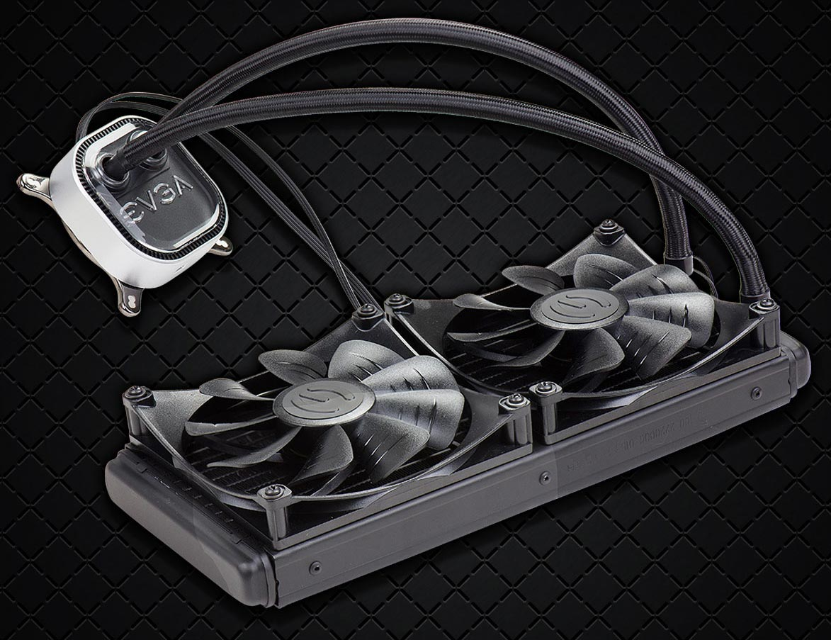 Introducing The Evga Clc 120 280 Liquid Coolers Legit