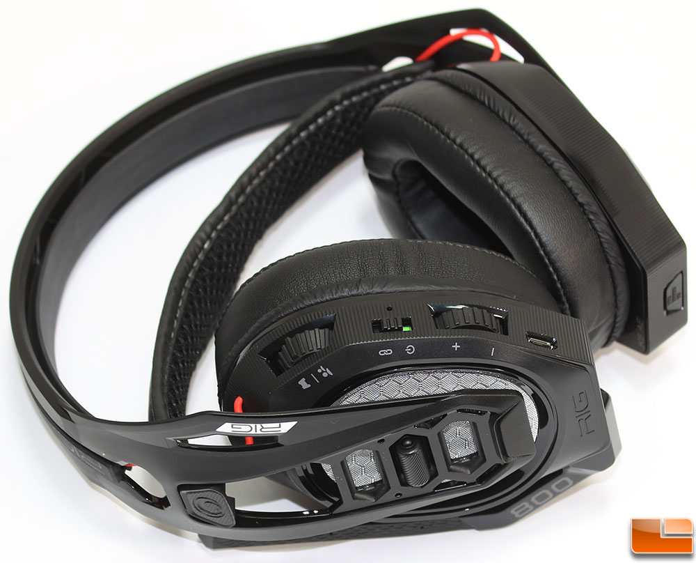 Plantronics RIG 800HS Headphones Review - Page 2 of 3