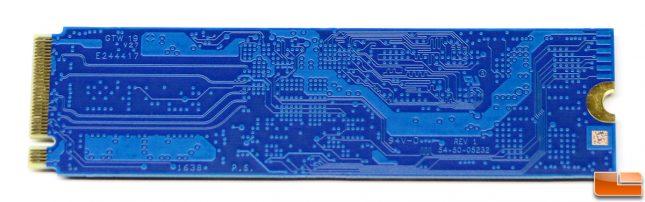 WD Black M.2 PCIe NVMe SSD 512GB Blue PCB