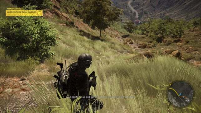 Ghost Recon Wildlands Ultra No Features