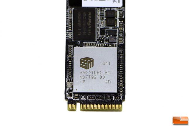 ADATA SX8000 SM2260 Controller