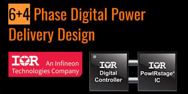 Gigabyte Digital PWM Design
