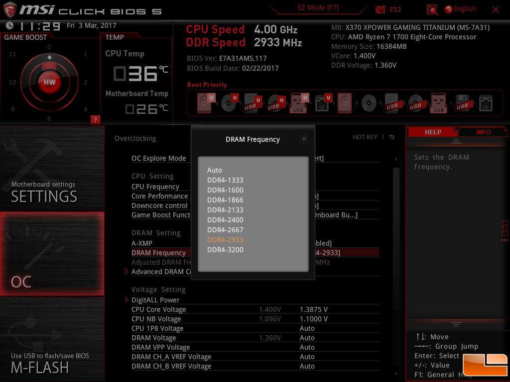 AMD Ryzen 7 1700 Overclocking - Best Ryzen Processor? - Legit