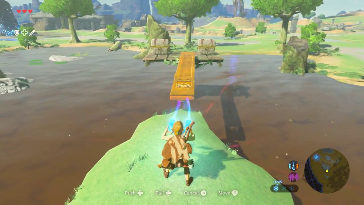 The Legend of Zelda: Breath of the Wild is Running on PC