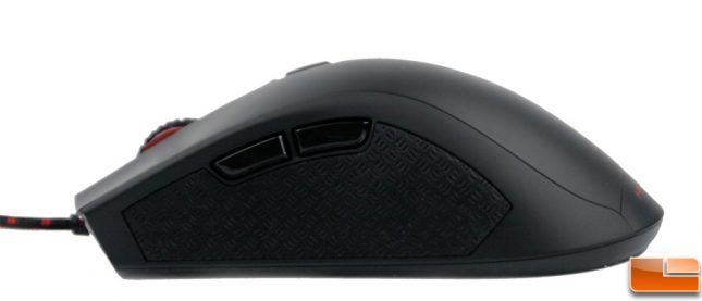 HyperX Pulsefire FPS Gaming Mouse Left