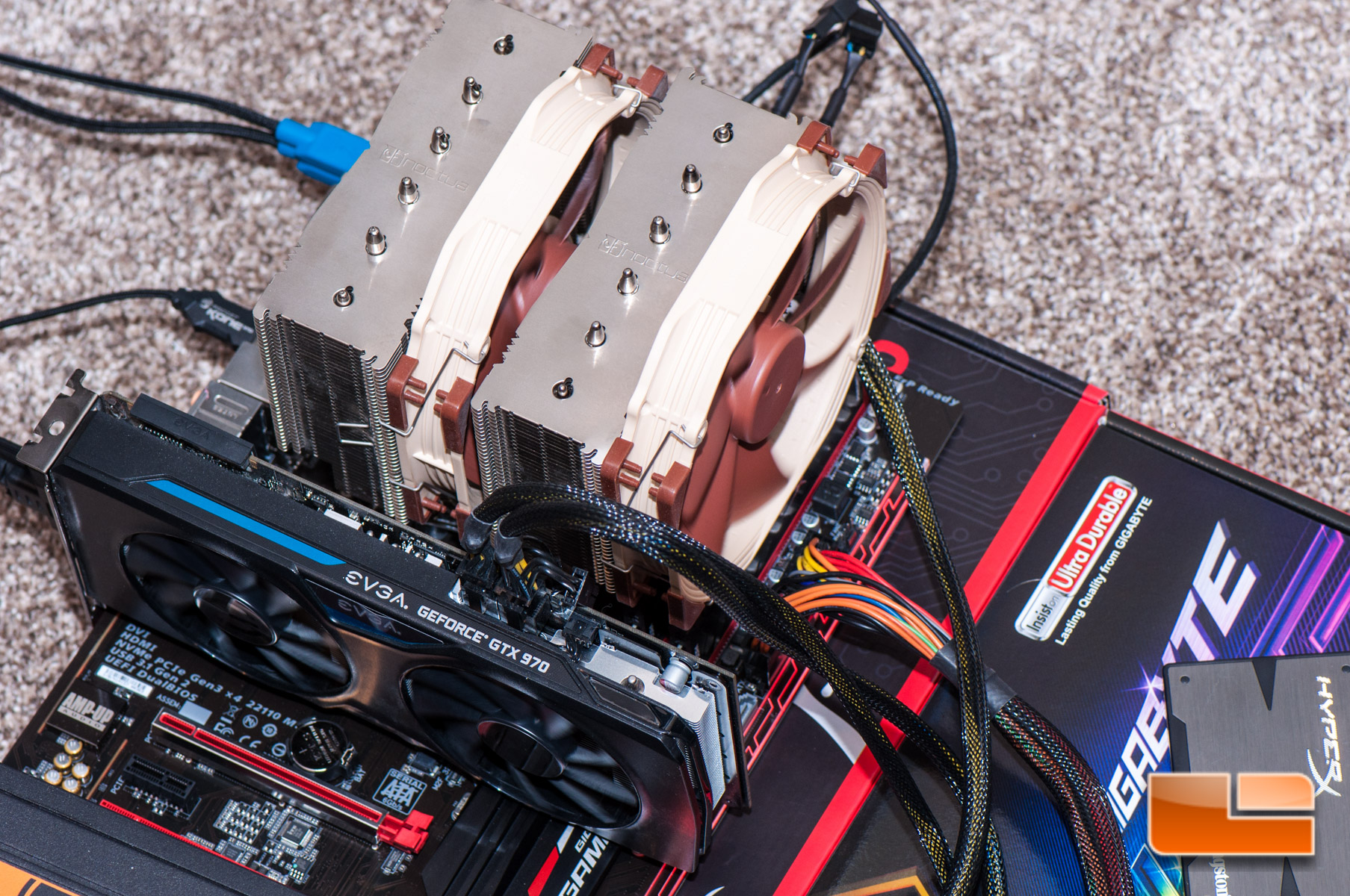 AMD Ryzen 7 Air vs  Liquid Cooling Performance Testing - Page 3 of 3