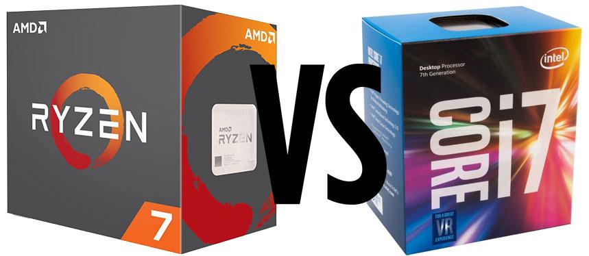 Intel Core I7 7700k Versus Amd Ryzen 1700x 14 Game Cpu Showdown Legit Reviewsgaming Performance Showdown Amd Ryzen 1700x Vs Intel I7 7700k
