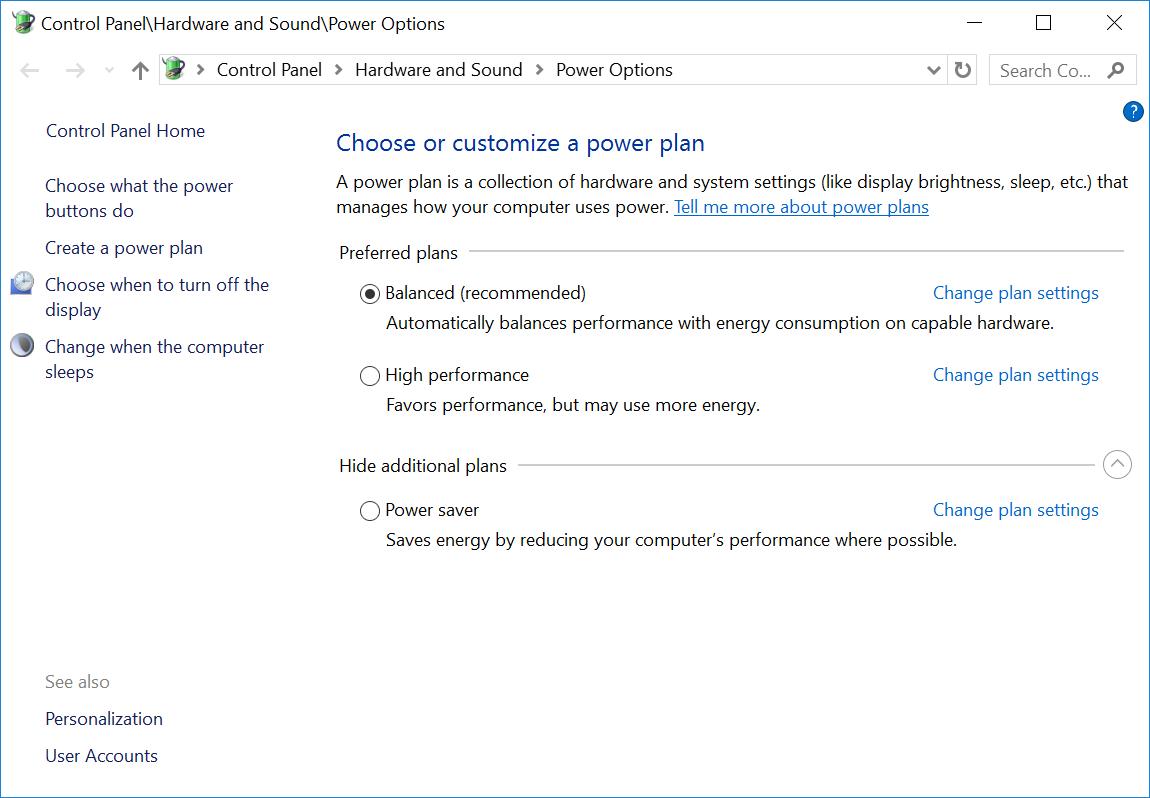 AMD Ryzen Balanced Power Plan Benchmarked - Legit ReviewsAMD