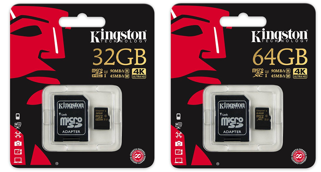 Kingston Industrial Grade 32GB Samsung SM-A700F MicroSDHC Card Verified by SanFlash. 90MBs Works for Kingston