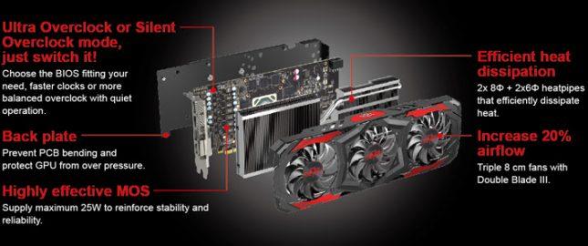 PowerColor Red Devil Features