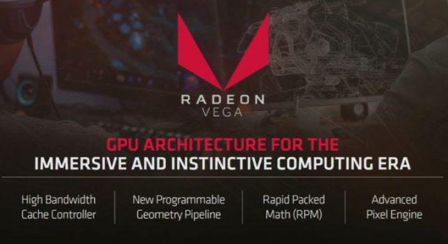 Vega GPU Architecture