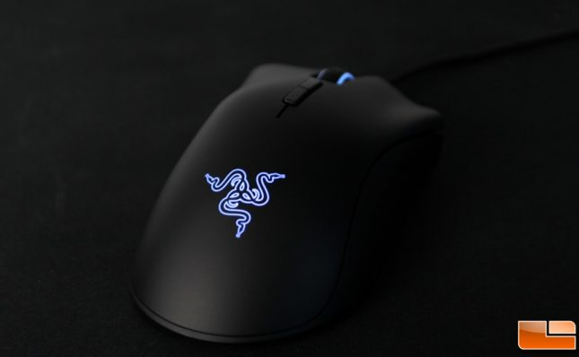 Razer Death Adder Elite Blue