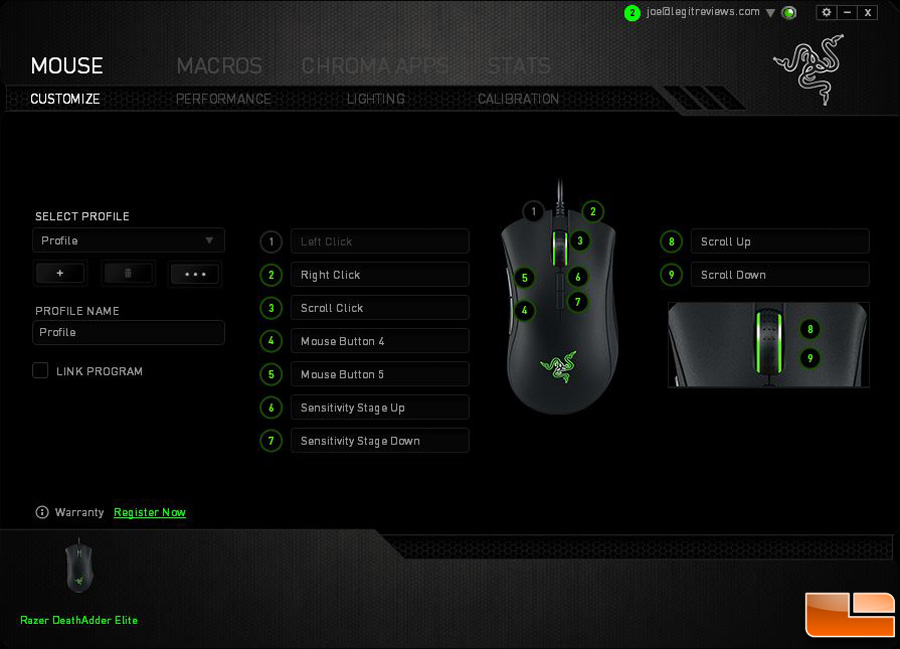 Razer DeathAdder Elite Gaming Mouse Review - Page 2 of 3