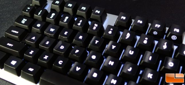 Logitech G413 Gaming Keys