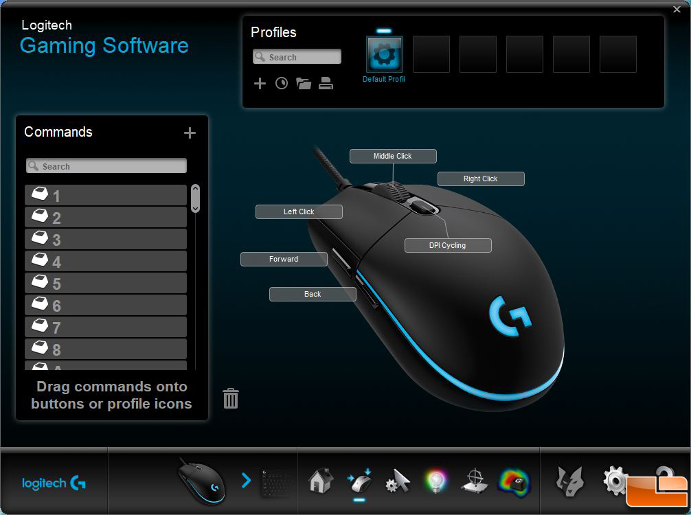 Logitech G Pro Gaming Mouse And Keyboard Review Page 4 Of 5