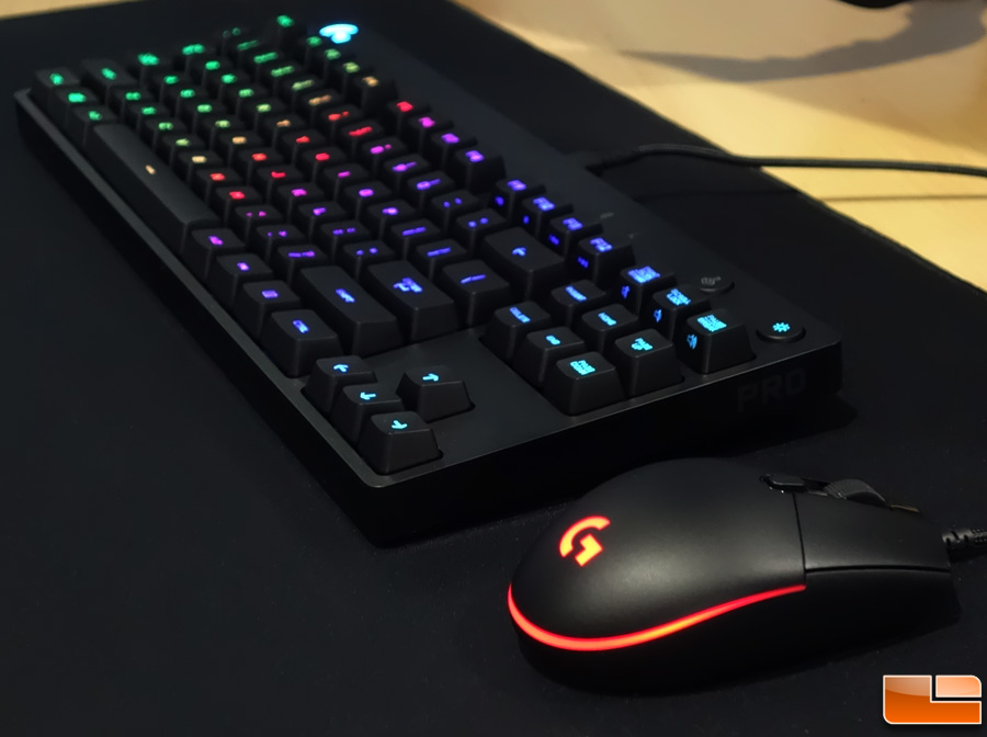 Logitech G Pro Gaming Mouse and Keyboard Review - Legit