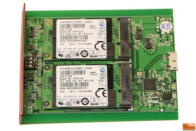 MyDigitalSSD Boost mSATA SSD
