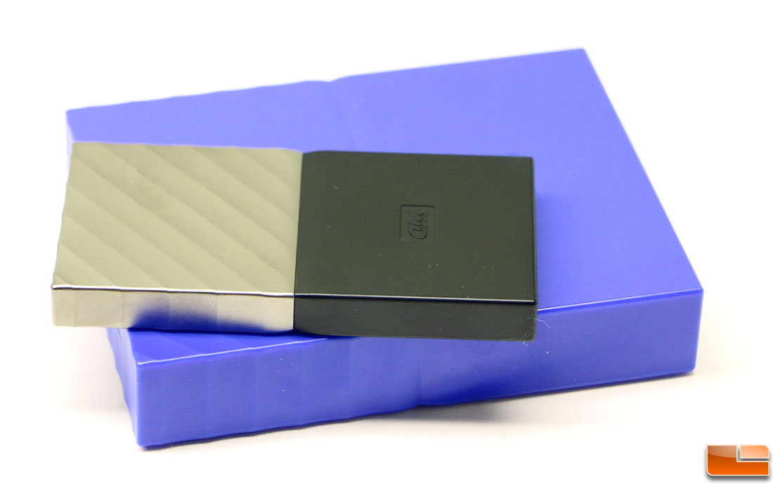 WD My Passport SSD 1TB External Drive Review - Legit