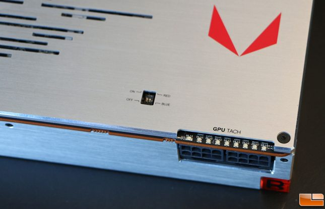 Radeon RX Vega GPU Tach