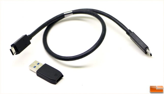 WD My Passport USB Type-C Cable