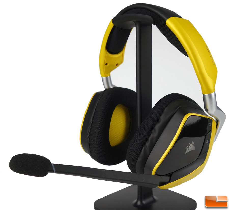 Corsair VOID PRO RGB Wireless SE Gaming Headset Review