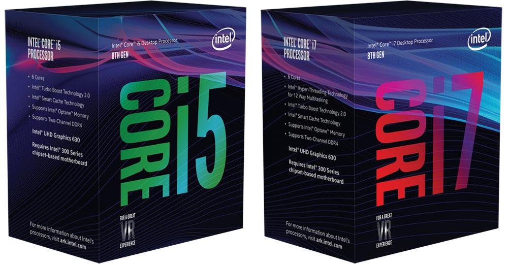 Intel 8th Gen Coffee Lake Processors Require Intel 300