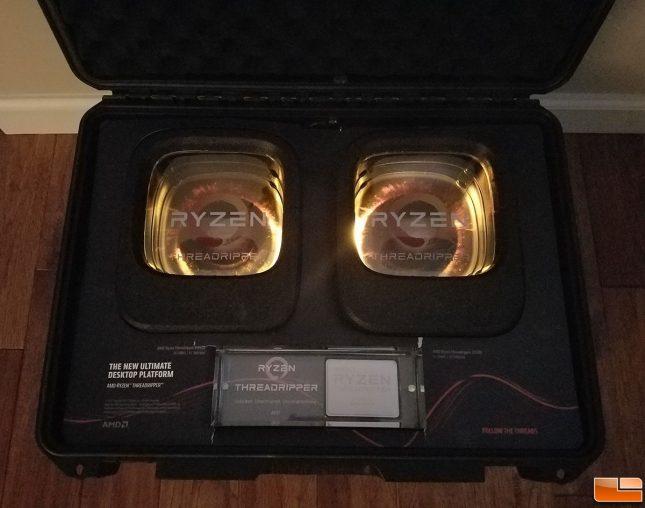 AMD Ryzen Threadripper Unboxing