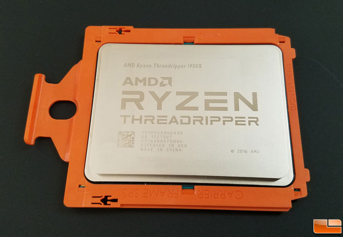 AMD NVMe RAID Driver For Threadripper Coming September 25th