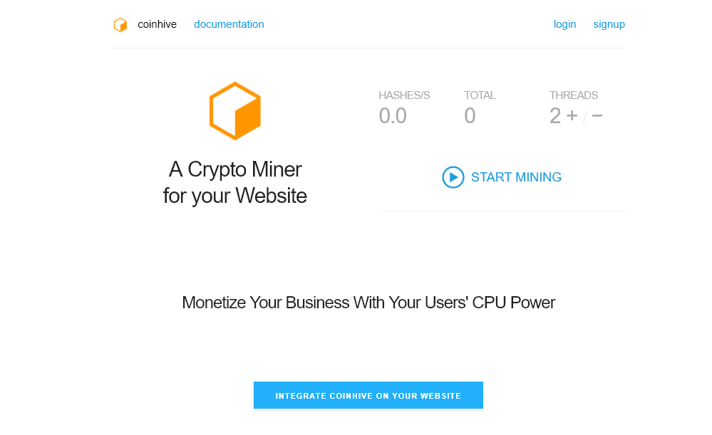cryptocurrency miner software piracy