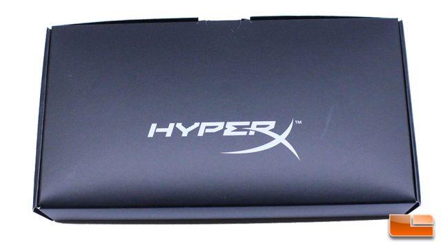 HyperX Cloud Alpha Box