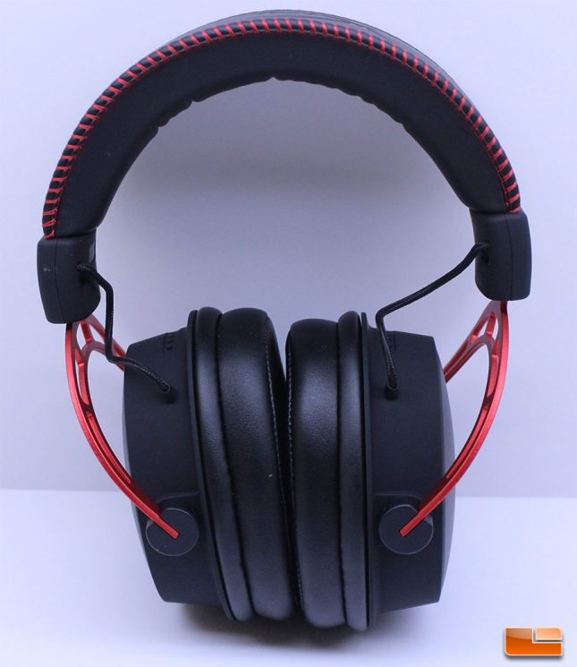 HyperX Alpha Cloud - Front View